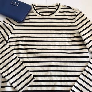 Band of Outsiders Striped Top